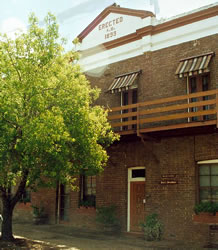 The Old Exchange Bed And Breakfast - Accommodation Australia