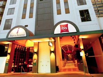 Hotel Ibis Melbourne - Accommodation Australia