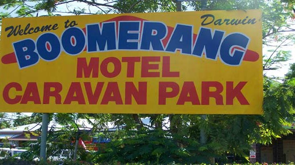 Darwin Boomerang Motel And Caravan Park - Accommodation Australia