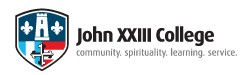 John XXIII College - Accommodation Australia