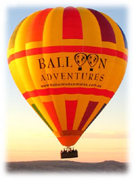 Balloon Adventures Barossa Valley - Accommodation Australia