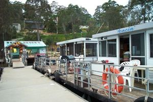 Clyde River Houseboats - Accommodation Australia