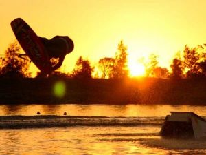 Bonney's WA Water Ski Park - Accommodation Australia