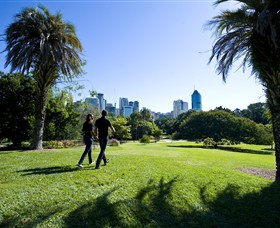 City Botanic Gardens - Accommodation Australia