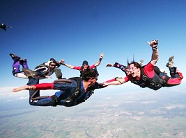 Skydive Maitland - Accommodation Australia