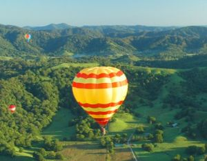 Byron Bay Ballooning - Accommodation Australia