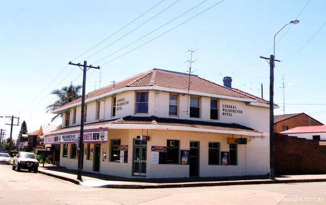 Old Fitzroy Hotel The