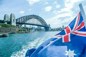 Australia Day Lunch and Dinner Cruises On Sydney Harbour with Sydney Showboats - Accommodation Australia