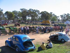Quirindi Rural Heritage Village - Vintage Machinery and Miniature Railway Rally and Swap Meet - Accommodation Australia