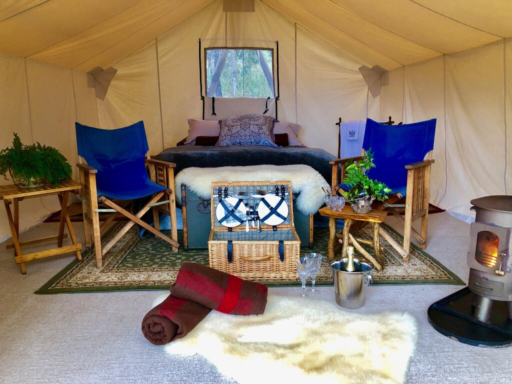 Wingtons Glamping